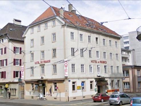 Hotel de France, La Chaux-de-Fonds