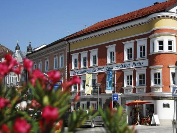Hotel Gasthof Zweimuller, Grieskirchen
