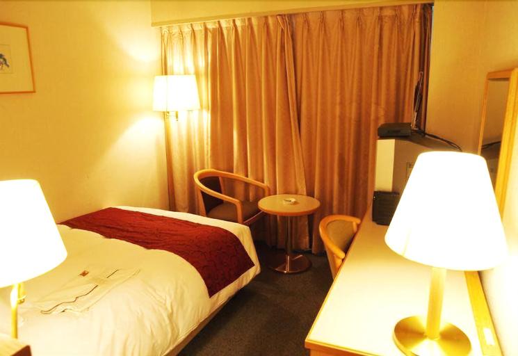 The Saihokukan Hotel, Nagano