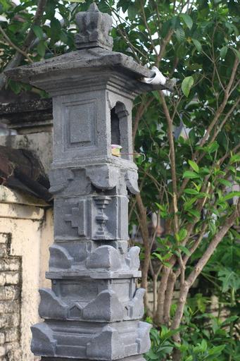 Clamonic House by Madhava, Badung