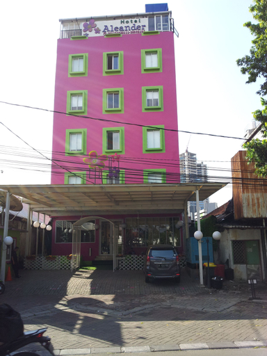 Hotel Aleander, Central Jakarta