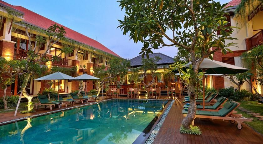 D Bulakan Boutique Resort Ubud, Gianyar