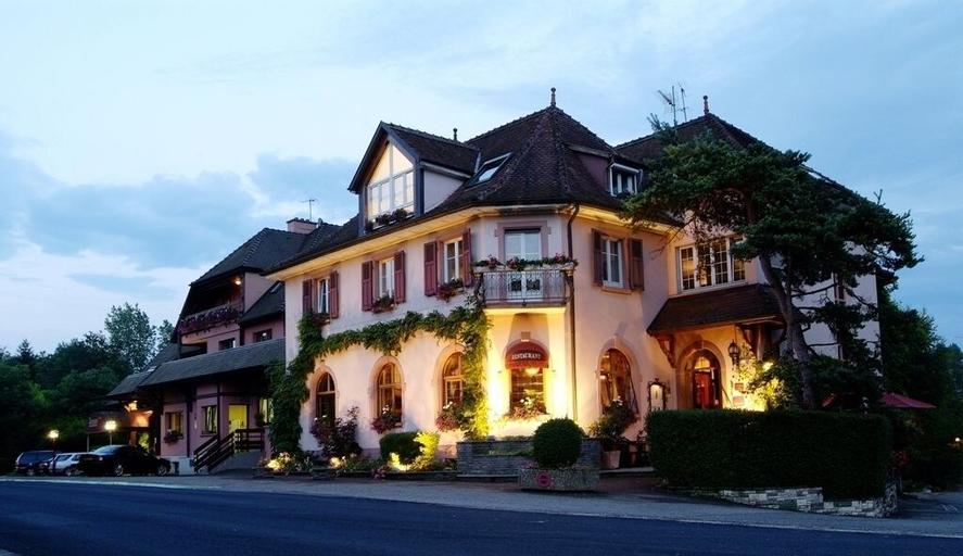 Hotel Jenny, Haut-Rhin