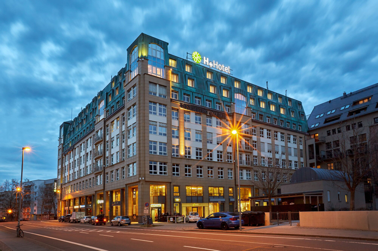 H+ Hotel Leipzig, Leipzig