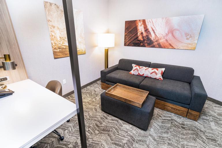 SpringHill Suites by Marriott Ontario Airport/Rancho Cucamonga, San Bernardino