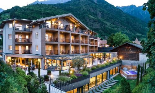 Hotel Das Stachelburg, Bolzano