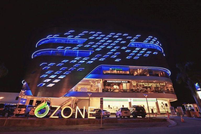 Ozone Hotel Pantai Indah Kapuk Jakarta, Jakarta Utara