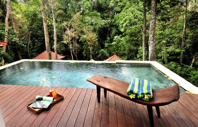 The Luku Boutique Villa and Gallery, Tabanan