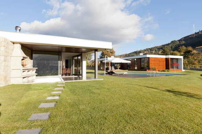 Villa With 4 Bedrooms in Vieira do Minho, With Private Pool, Enclosed Garden and Wifi, Vieira do Minho