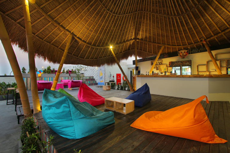 Koa D Surfer Hotel, Badung