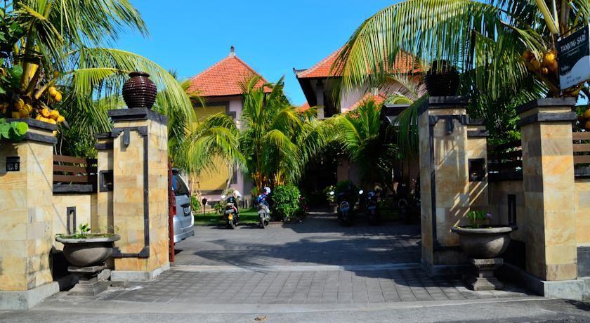 Tanjung Sari inn, Badung