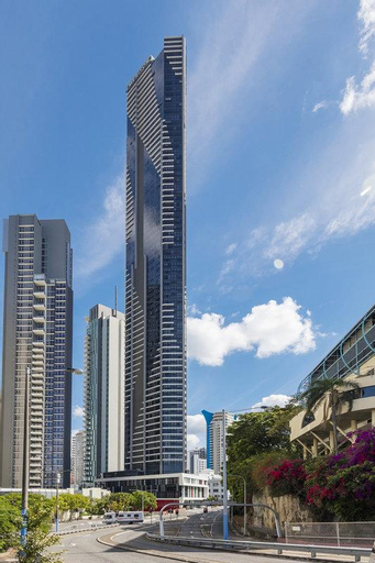 Meriton Suites Adelaide Street, Brisbane, Brisbane