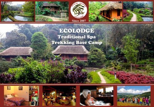 Ecolodge Pan Hou Village, Hoàng Su Phì