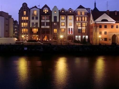 Hanza Hotel, Gdańsk City