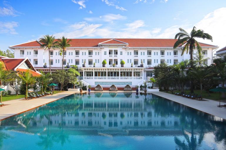 Raffles Grand Hotel d'Angkor, Siem Reab