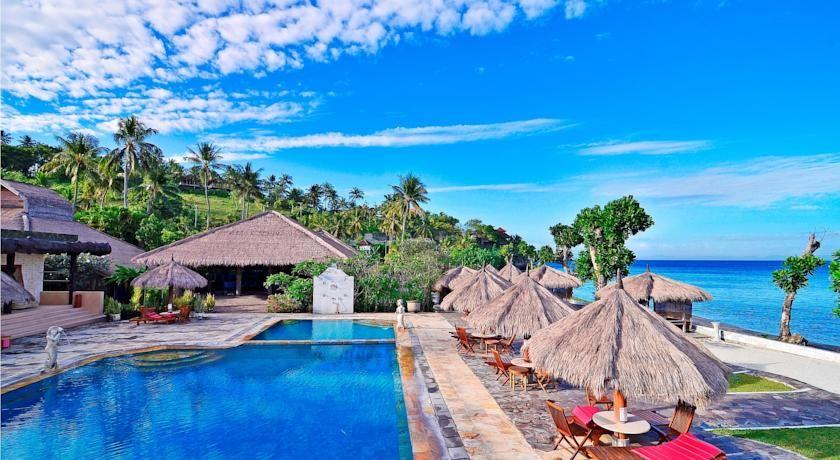 Pacific Beach Cottages & Villa, Lombok