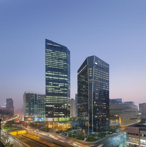 Mandarin Oriental Guangzhou, Guangzhou
