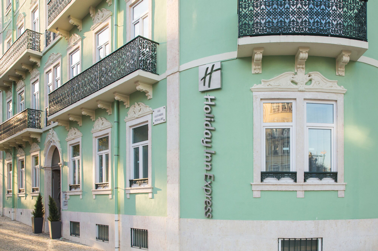 Holiday Inn Express Lisboa - Av. Liberdade, Lisboa