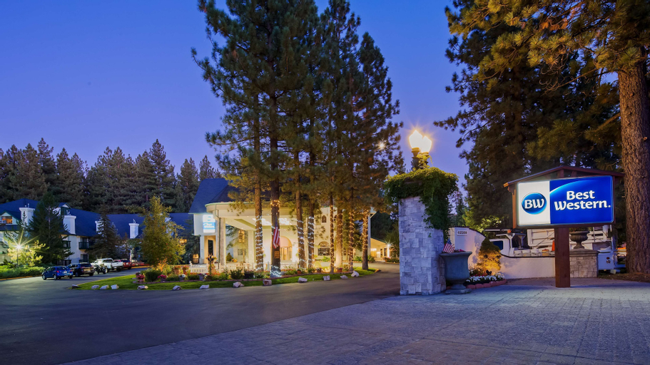 Best Western Big Bear Chateau, San Bernardino