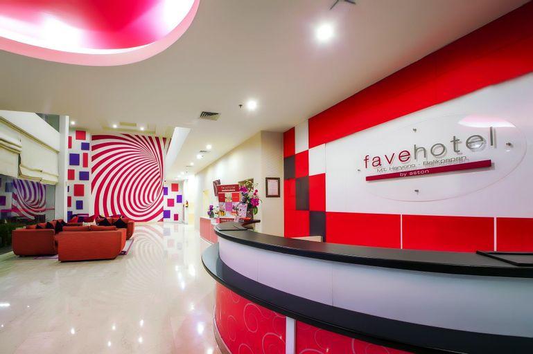 favehotel MT. Haryono - Balikpapan (permanently closed), Balikpapan