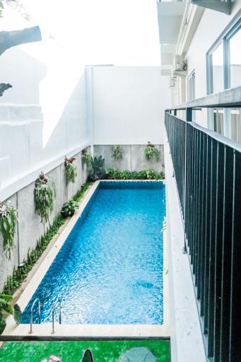 Mansion 28@Dharmawangsa, Jakarta Selatan