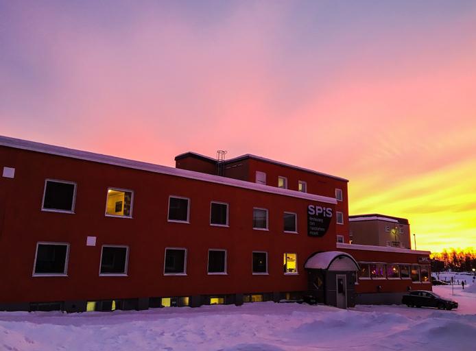 SPiS Hotell & Hostel, Kiruna
