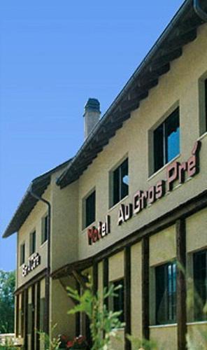 Motel au Gros Pre, Delémont