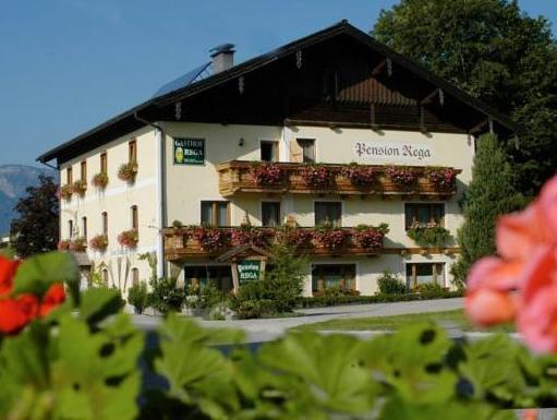 Gasthof Pension Rega, Gmunden