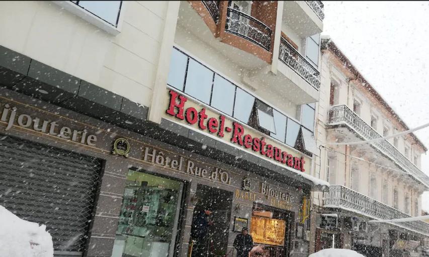 Hôtel Rue d'Or, Setif