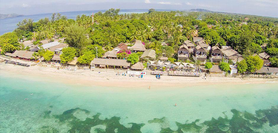 Sunrise Resort Gili Air, Lombok