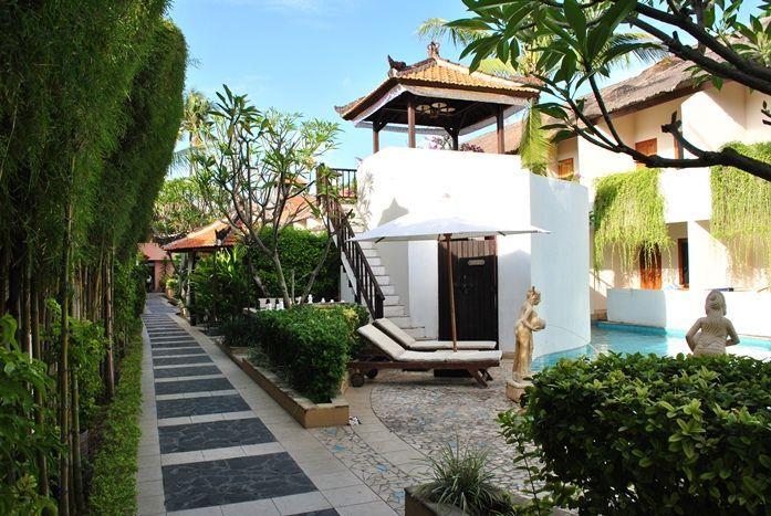 Kuta Lagoon Resort & Pool Villas, Badung