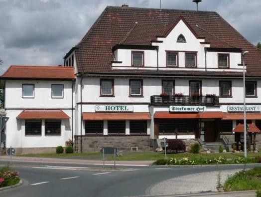 Hotel Stockumer Hof, Unna