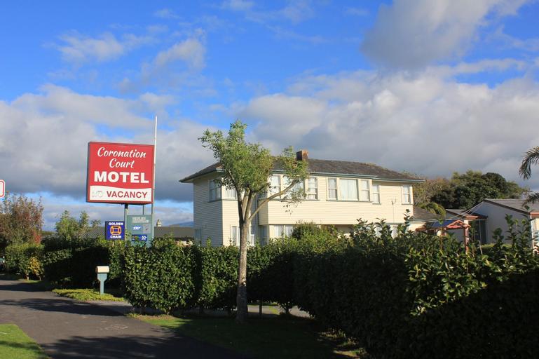 Coronation Court Motel, New Plymouth