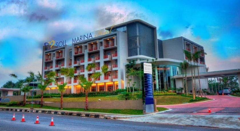 Soll Marina Hotel and Conference Center, Bangka Tengah