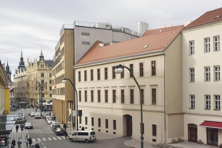 Prague Marriott Hotel, Praha 1