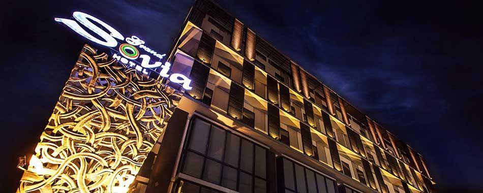 Grand Sovia Hotel, Bandung