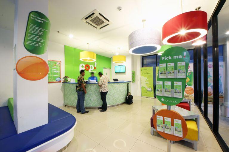 POP! Hotel Tebet Jakarta, South Jakarta
