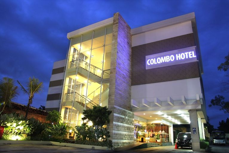 Quin Colombo Hotel, Sleman