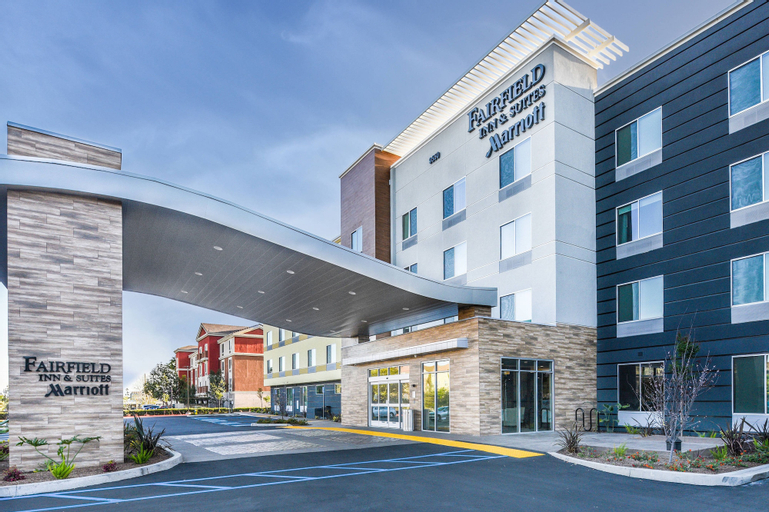 Fairfield Inn & Suites by Marriott Ontario Rancho Cucamonga, San Bernardino