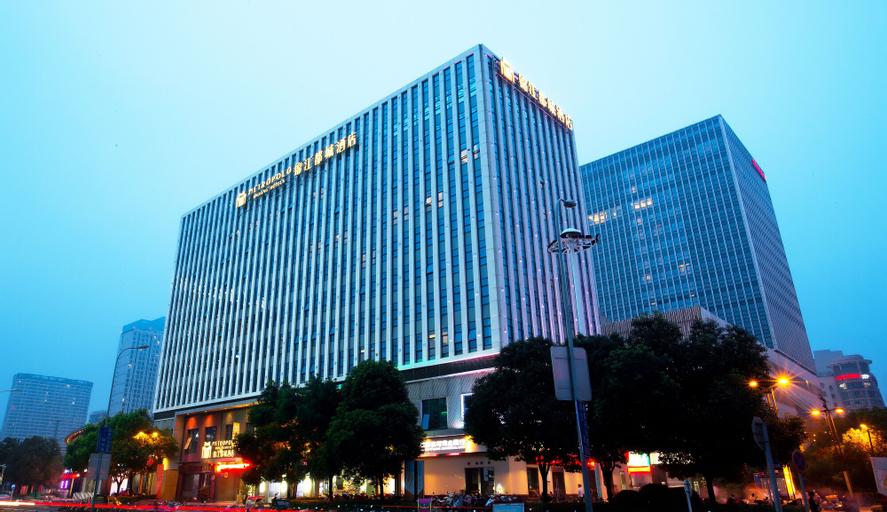 Metropolo Changzhou Dinosaur Park Xinbei Wanda Plaza Hotel, Changzhou