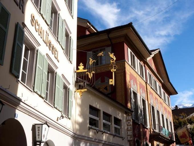 Hotel Restaurant Goldener Schlussel, Uri
