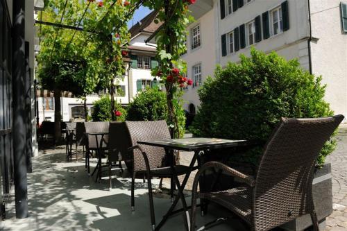 Hotel Krone, Wangen
