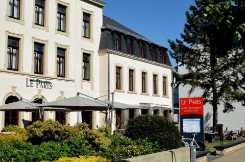 Hotel Restaurant Le Paris, Remich