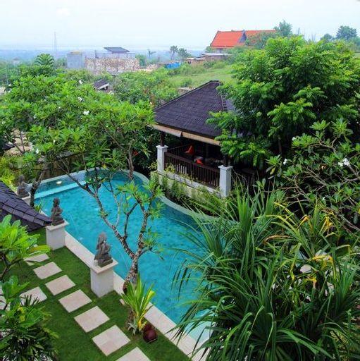 Aruna Samsara Villa Jimbaran Badung Cheap Booking At Tiket Com