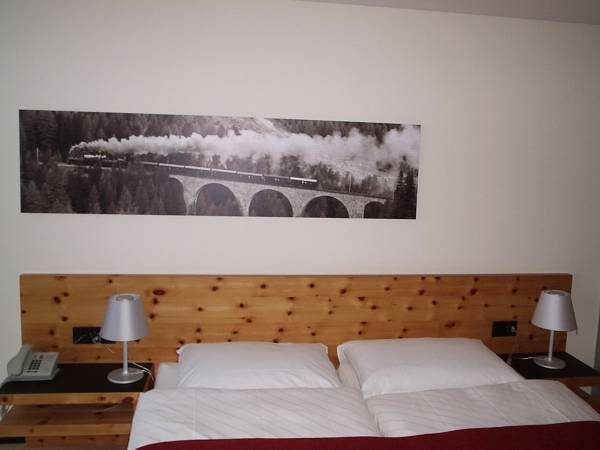 Hotel Albula & Julier, Albula