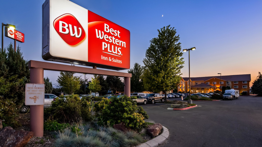 Best Western Plus Caldwell Inn & Suites, Canyon