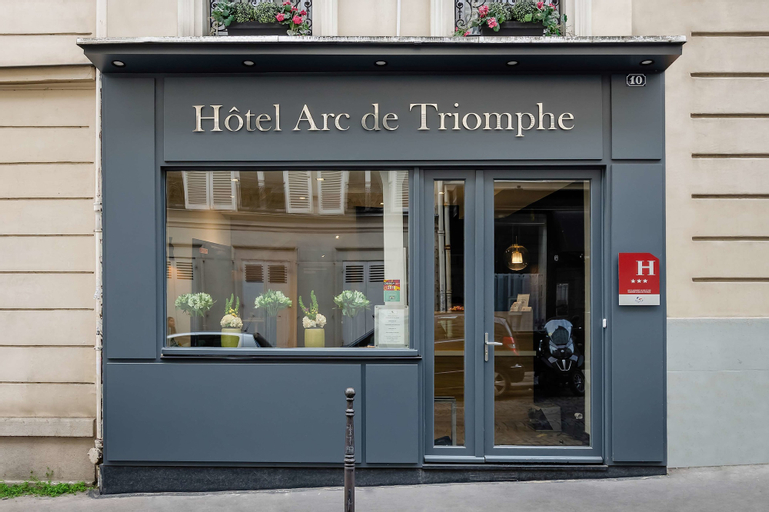 Hotel Arc de Triomphe, Paris