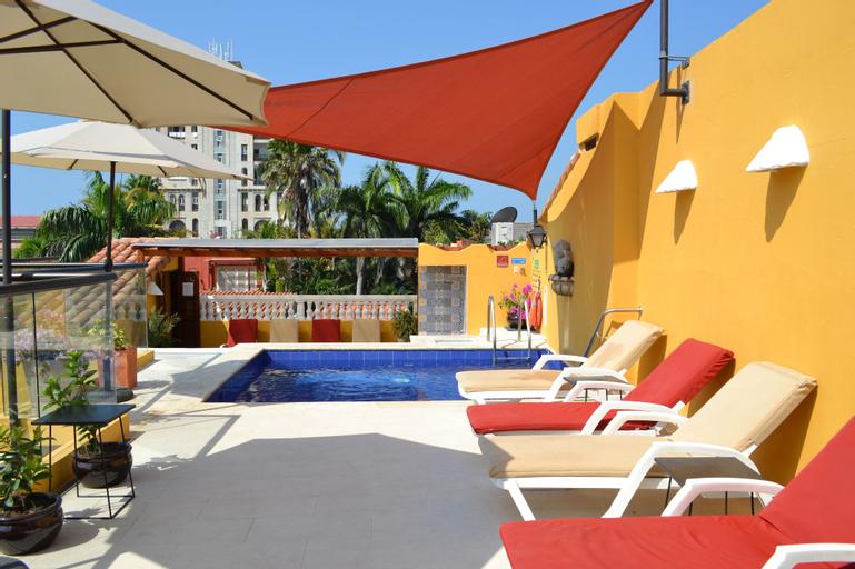 Hotel Casa la Fe, Cartagena de Indias