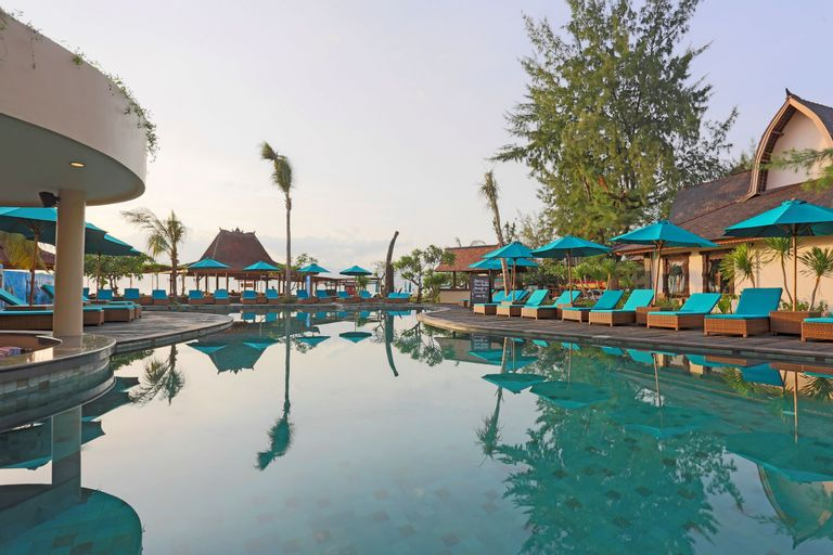 Hotel Vila Ombak, Lombok
