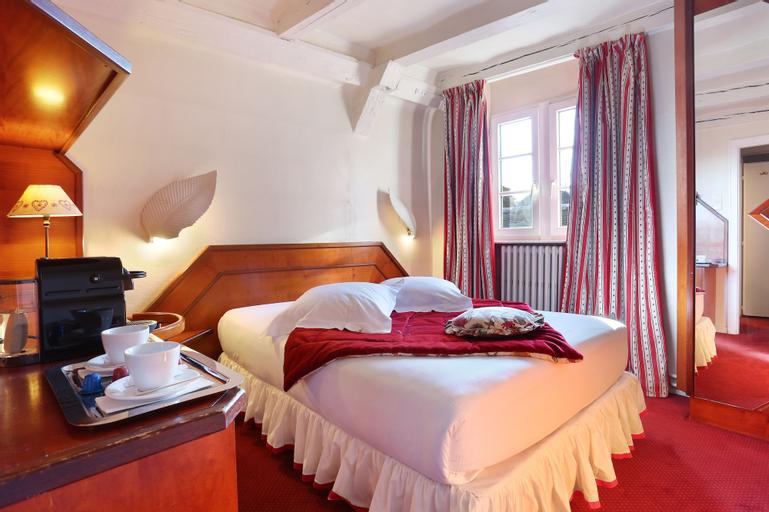 Hôtel Suisse, Bas-Rhin